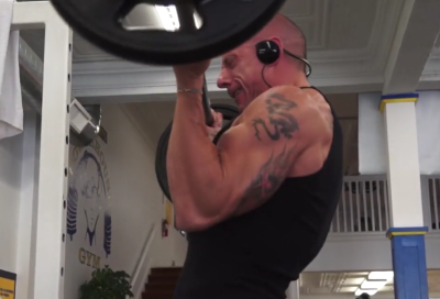 Josh Burger Journey – Arm Training
