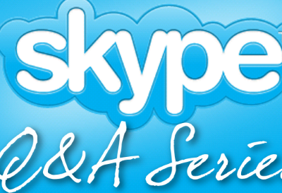Skype Q&A Series – Ray Part 1