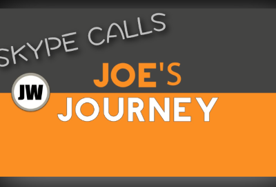 Joe's Journey: Skype Session 4