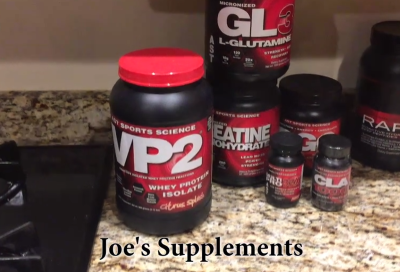 Joe's Supplements